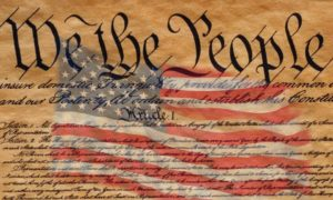We hold these truths to be self-evident: that ALL men are created equal; that they are endowed by their Creator with certain unalienable rights; that among these are life, liberty, and the pursuit of happiness.